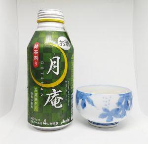月庵 緑茶割り_ic