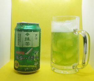 黄桜 抹茶ハイボール_ic