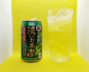 宝焼酎の濃いお茶割り〜カテキン2倍〜_ic